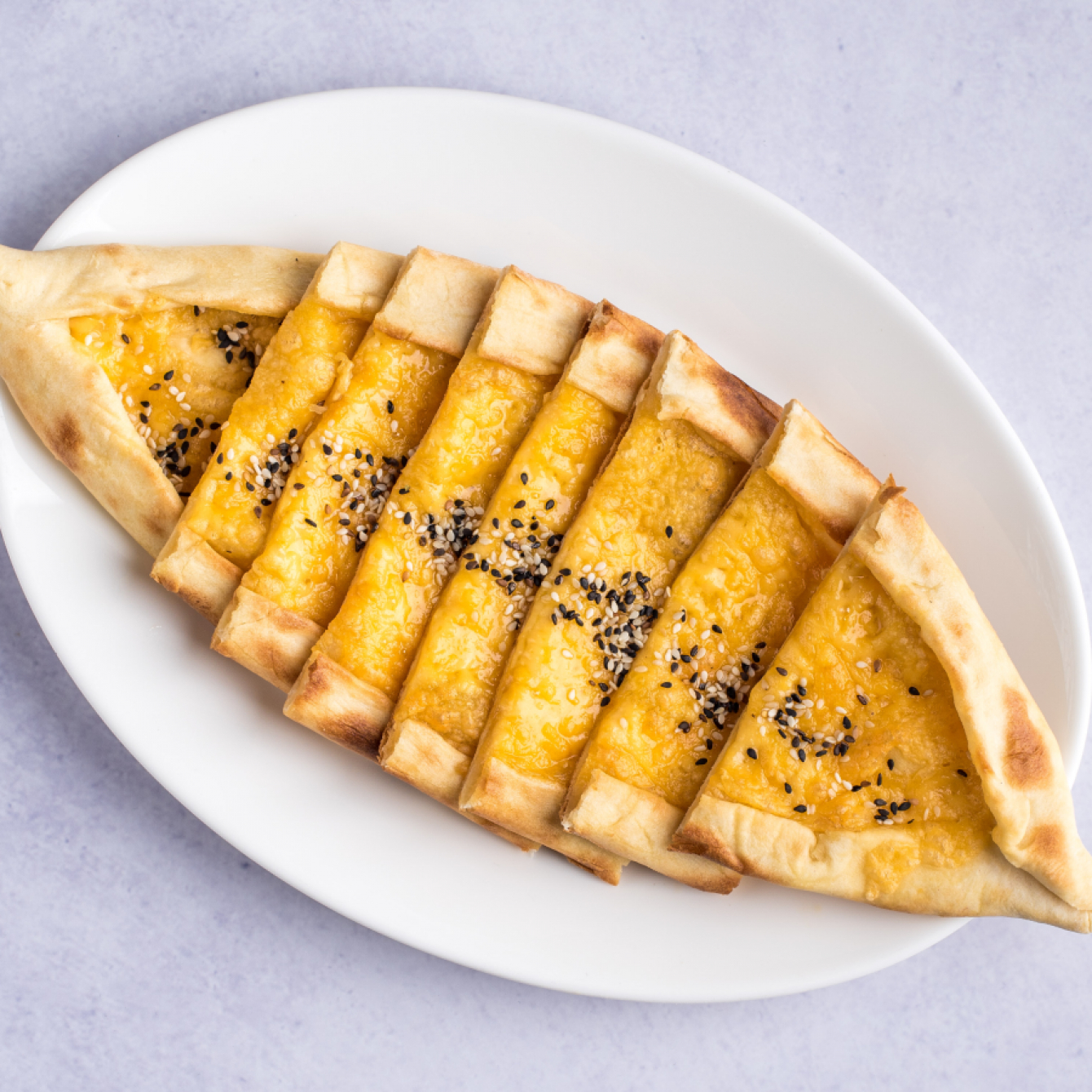 Cheese pide